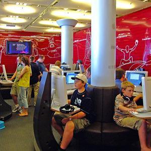 Интернет-кафе Новосергиевки