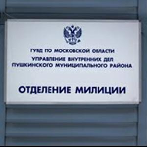 Отделения полиции Новосергиевки