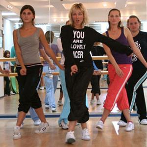 Школы танцев Новосергиевки