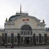 Железнодорожные вокзалы в Новосергиевке
