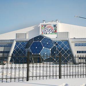 Спортивные комплексы Новосергиевки